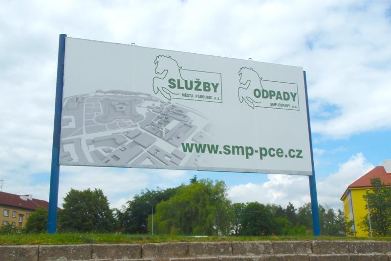Reklamní plachy a reklamní bannery - SMP.